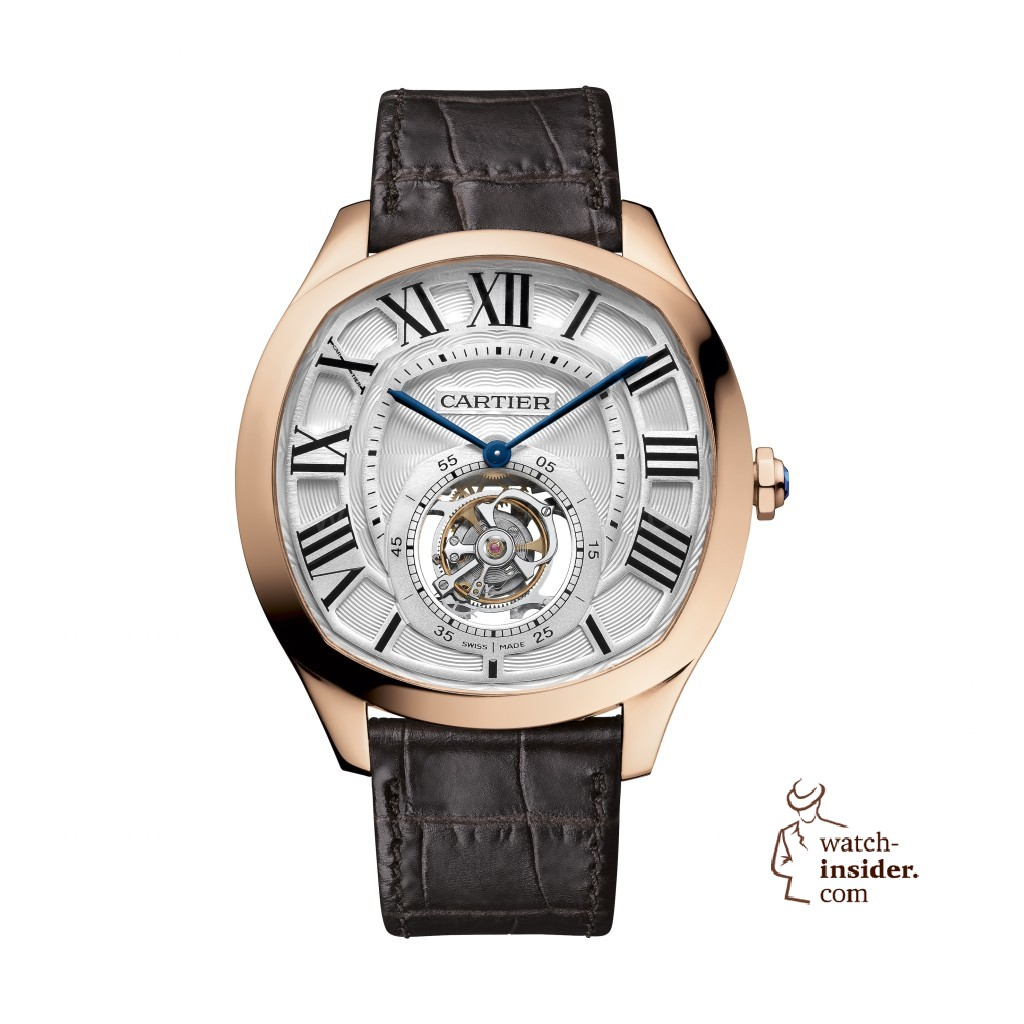 CARTIER Drive de Cartier Flying Tourbillon replica watch