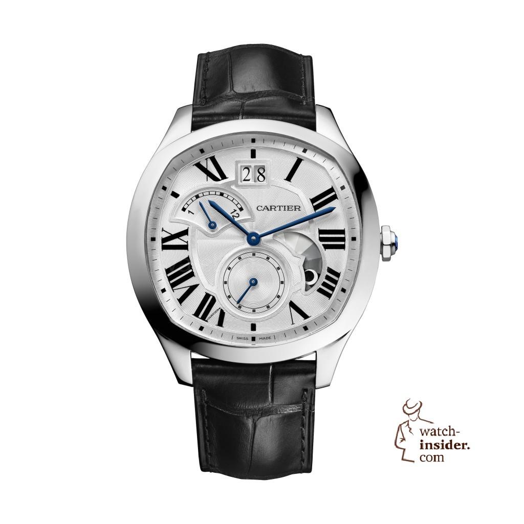 CARTIER Drive de Cartier Second Time Zone Day/Night replica watch
