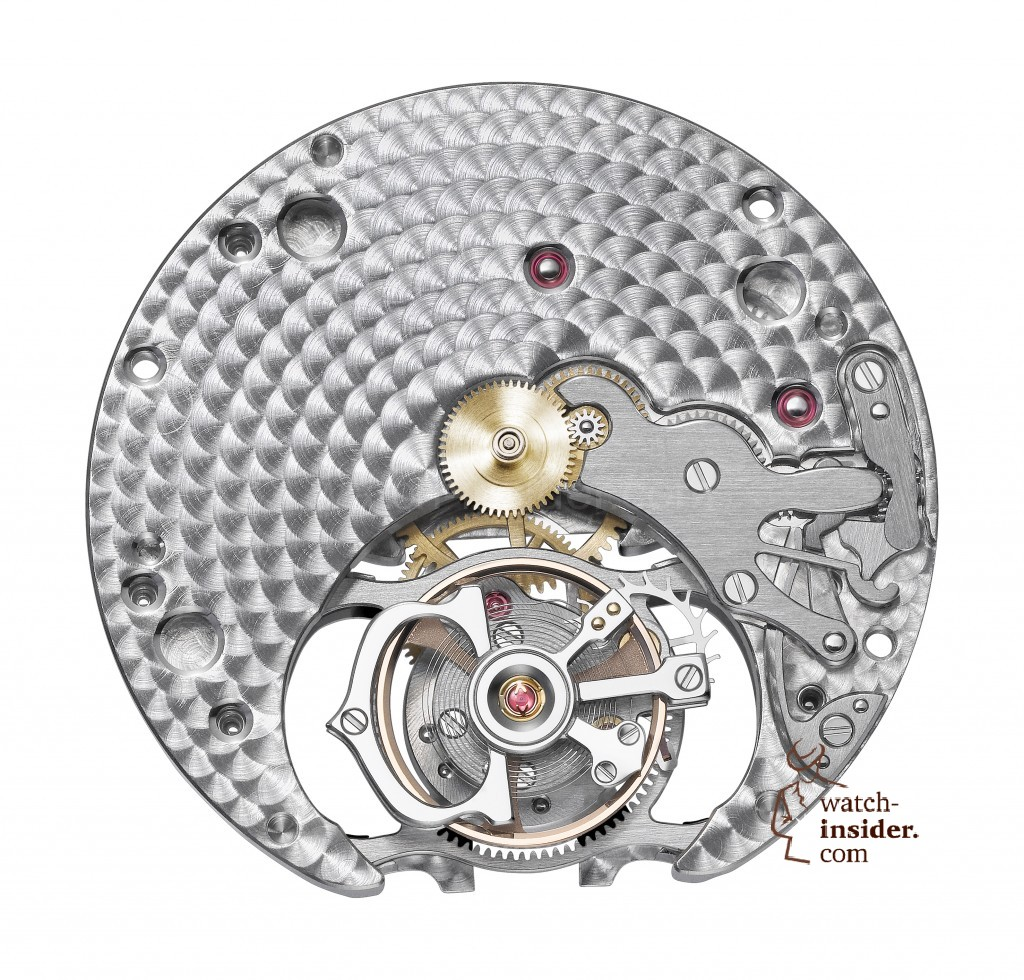 CARTIER Manufacture manual winding mechanical movement, caliber 9452 MC