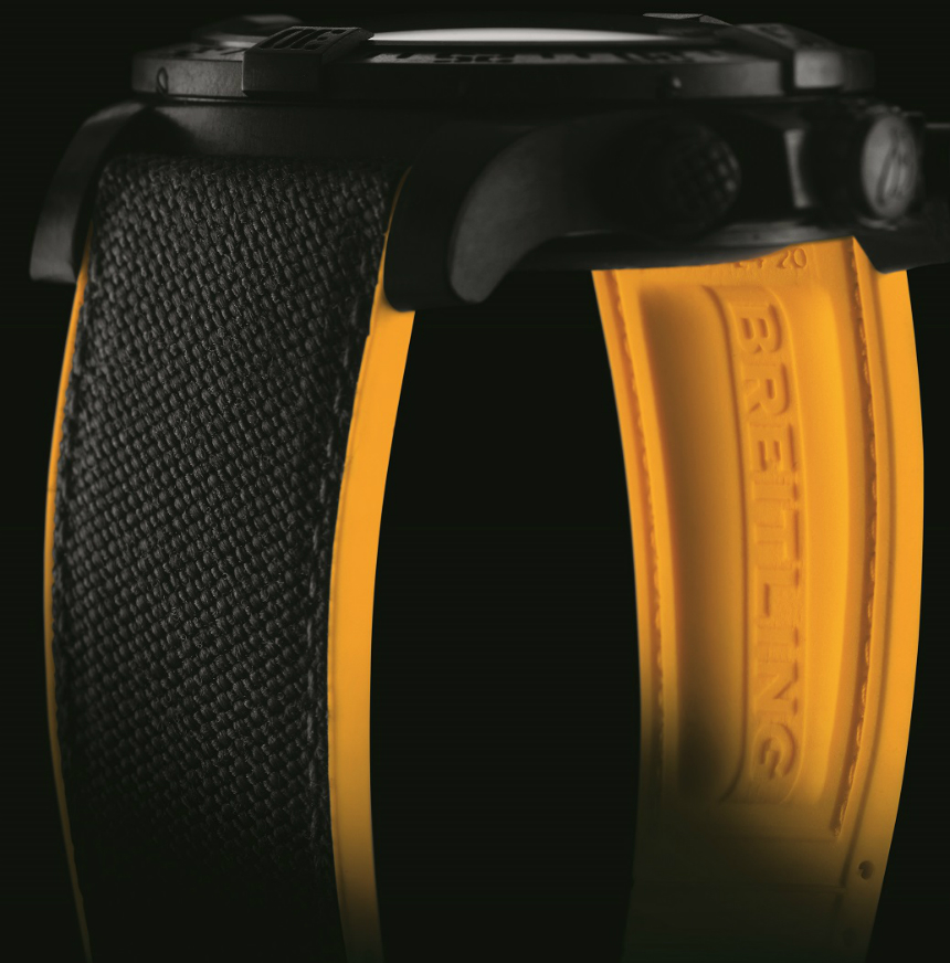 Breitling Avenger Hurricane Replica Watch Featuring New Lightweight 'Breitlight' Polymer Replica Watch Releases