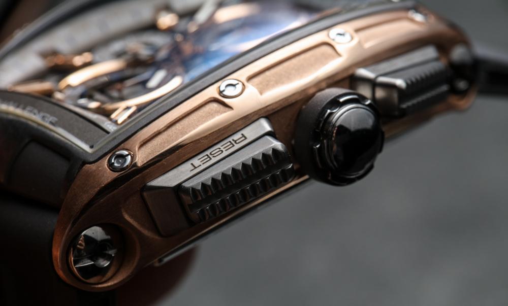 Cvstos Challenge Chrono II Replica Watches Hands-On Hands-On