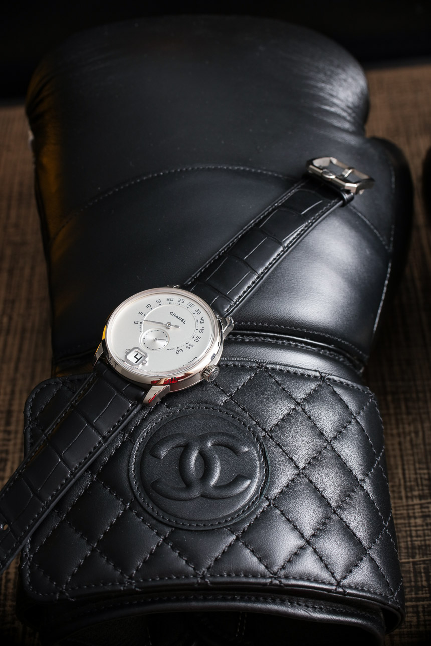 Replica chanel watches - Chanel Monsieur Replica Watch With First In House Movement Hands On Hands On