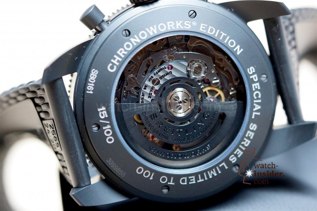 Breitling Superocean Héritage Chronoworks