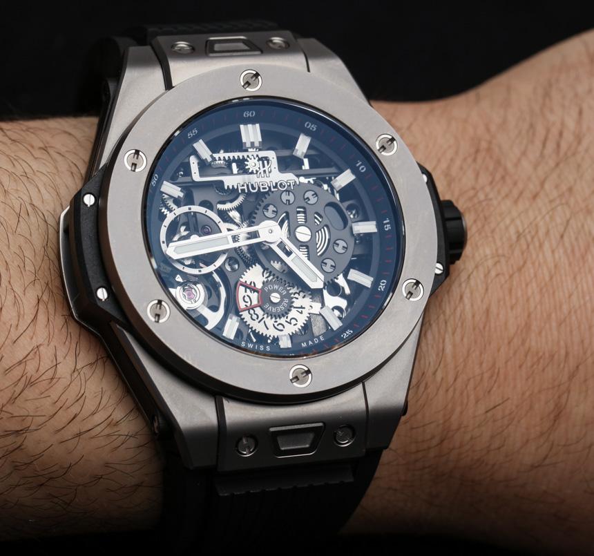 106e095479f Hublot Big Bang MECA-10 Replica Watch Hands-On - High Quality ...