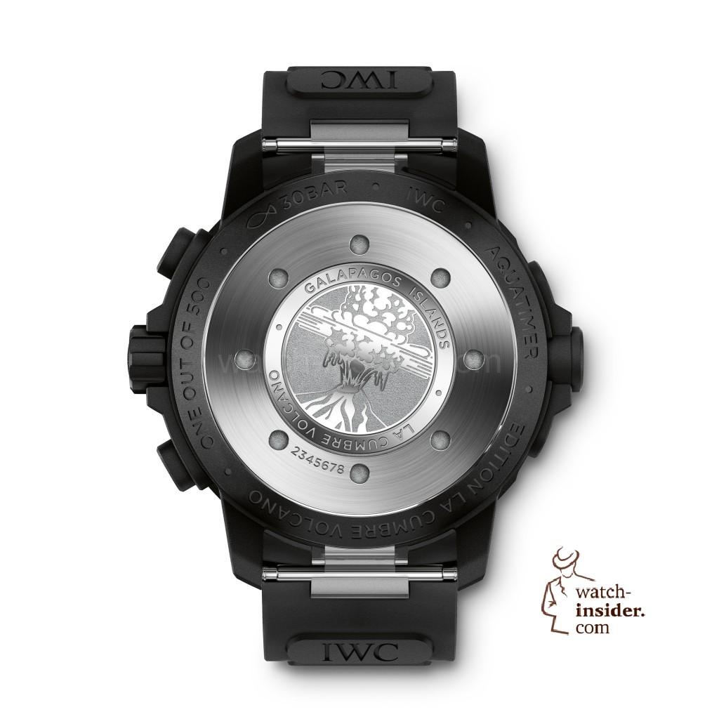 """IWC Aquatimer Chronograph Edition """"La Cumbre Volcano"""""""