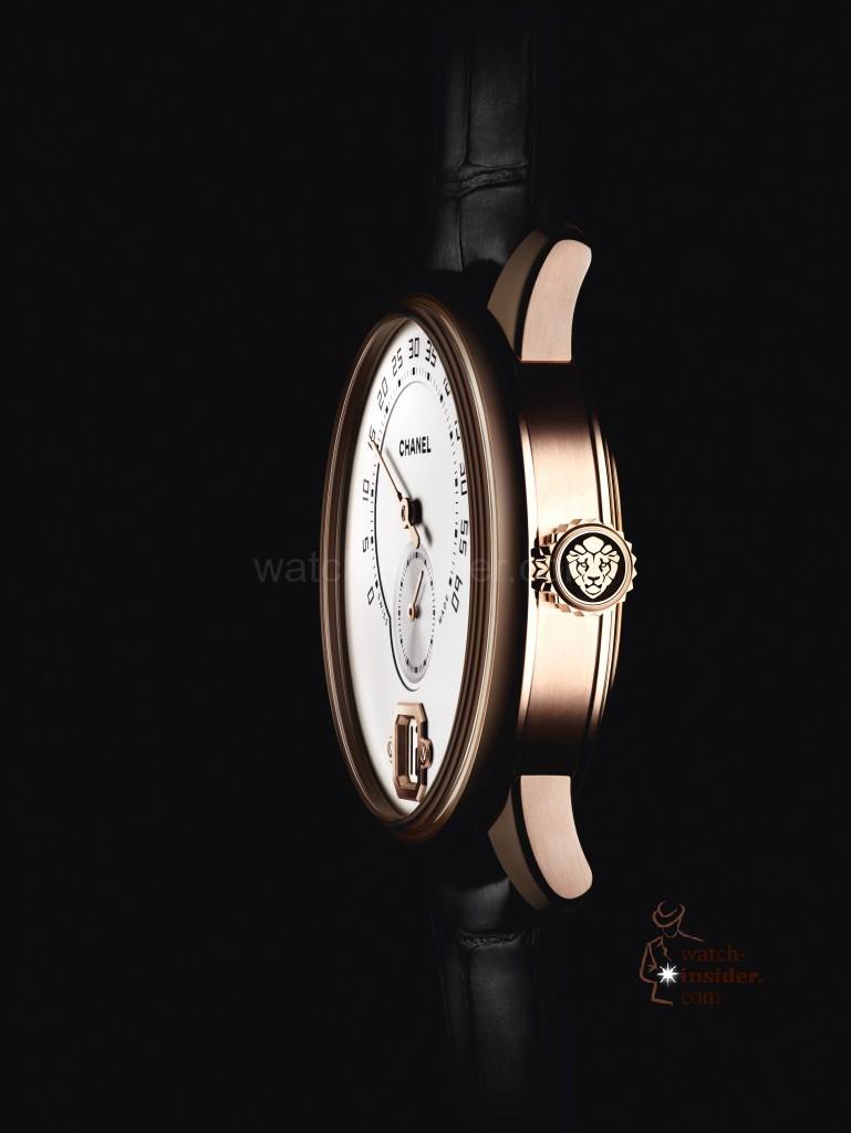 Replica chanel watches - Chanel Monsieur De Chanel