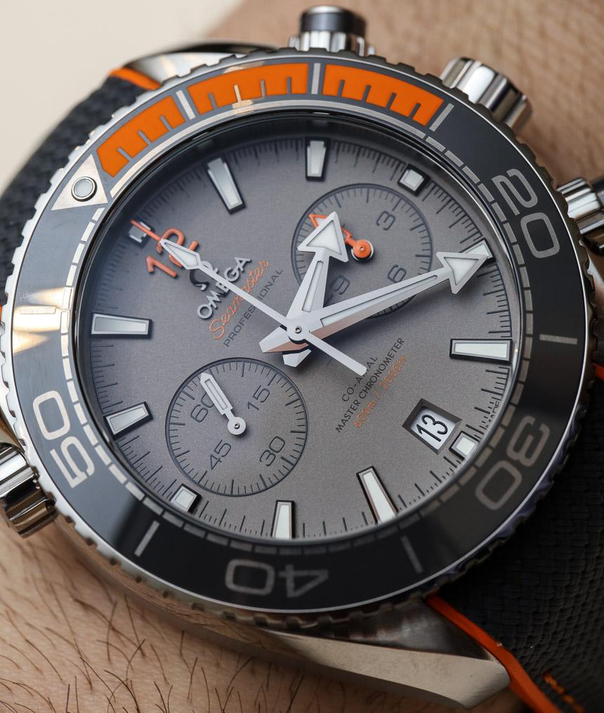 Omega Seamaster Planet Ocean Master Chronometer ...