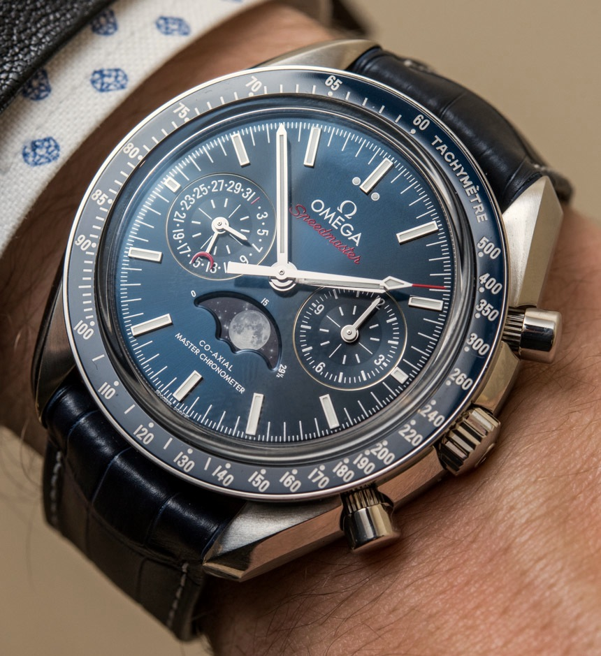 moon landing watch review omega - photo #35