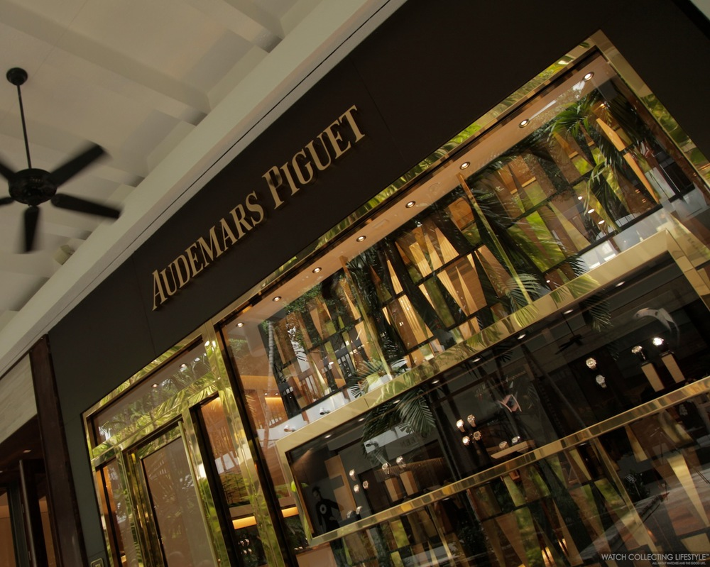Experience Audemars Piguet Boutique Bal Harbour A Very Modern And