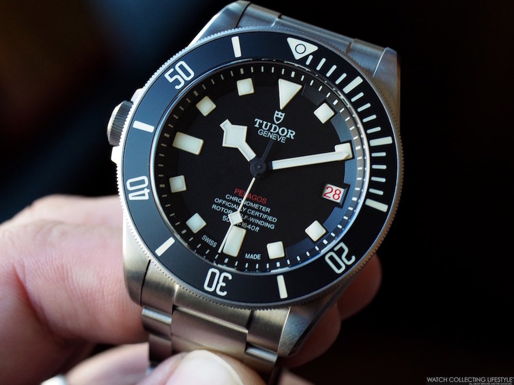insider new tudor pelagos lhd ref 25610tnl hands on with the new diver 39 s replica watch. Black Bedroom Furniture Sets. Home Design Ideas