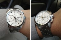 Tag Heuer Link Calibre 5 Day-Date