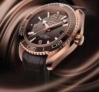 "Omega Seamaster Planet Ocean 600m Master Chronometer""Chocolate"" 1"