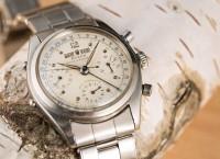 Rolex Triple Calendar Chronograph Reference 4768 Replica