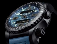 breitling emergency night mission blue