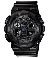 Top Quality Replica Fake Casio G-Shock Men's Watch GA-100CF-1AER Review