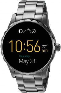 Top Quality Cheap Replica Fossil Q Marshal Touchscreen Gunmetal Stainless Steel Smartwatch Review