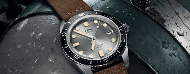 HIGH QUALITY REPLICA ORIS DIVERS SIXTY-FIVE FOR SALE IN USA