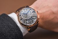 High Quality Replica Cheap Cartier Rotonde De Cartier Earth And Moon Watch Hands-On
