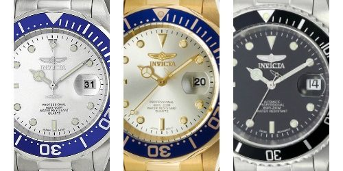 Fake Cheap Chic Invicta Watches Review