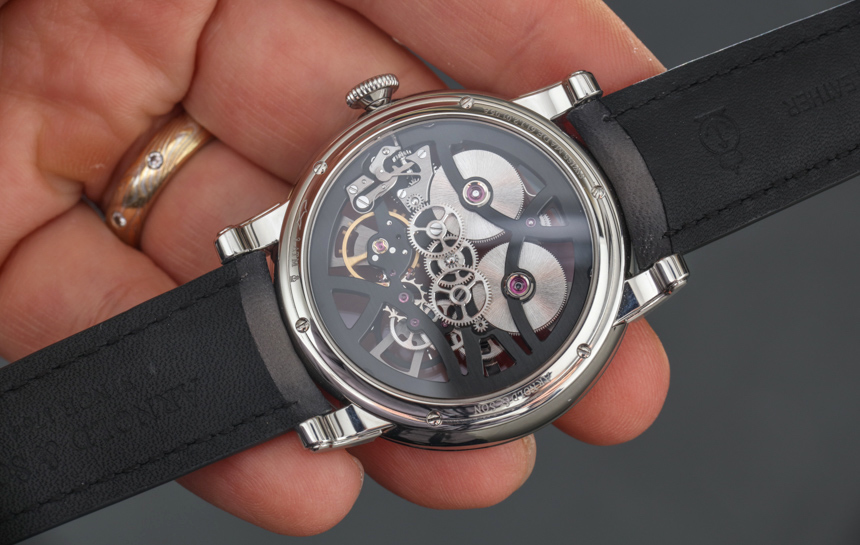 Arnold & Son Nebula Watch Hands-On Hands-On