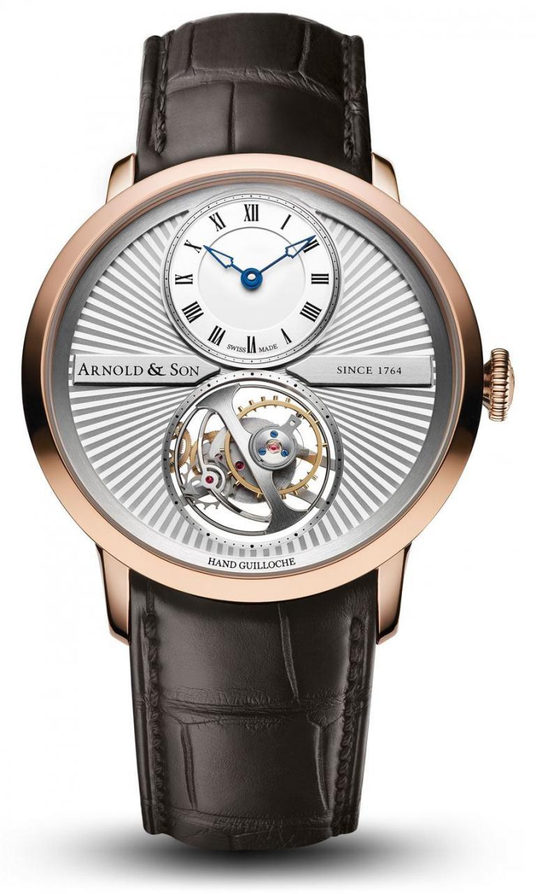 Arnold & Son UTTE Guilloche Tourbillon Watches Hands-On Hands-On