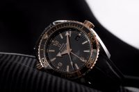 "The Fake Swiss-made Omega Seamaster Planet Ocean ""Deep Black"" Collection"