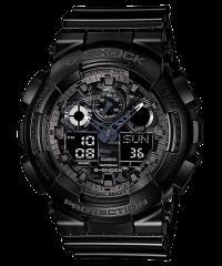 Top Quality Replica Fake Casio G-Shock Men's Watch GA-100CF-1AER Review