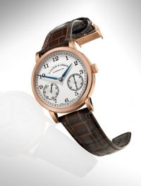 Reserved Power: Testing the A. Lange & Söhne 1815 Up/Down Replica