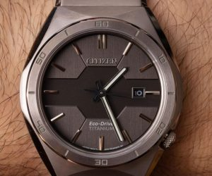 Citizen Super Titanium Armor CA7050-57H, CA7058-55E, AW1660-51H Replica Watches For 2020